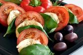 11 - Mozzarella Salat